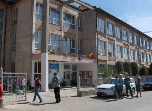 "The Technical College ""Iuliu Maniu"""