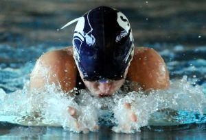 I swimning