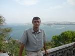 On the Bosphorus (Turkey), Alin Guler, teacher at Geography at Technical College Iuliu Maniu in Simleu Silvaniei, Romania