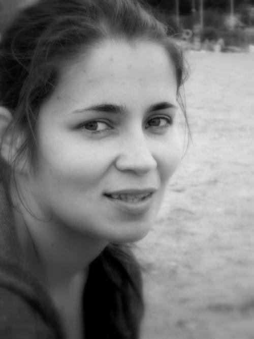 Alinda Blaj, English teacher at Technical College Iuliu Maniu in Simleu Silvaniei, Romania