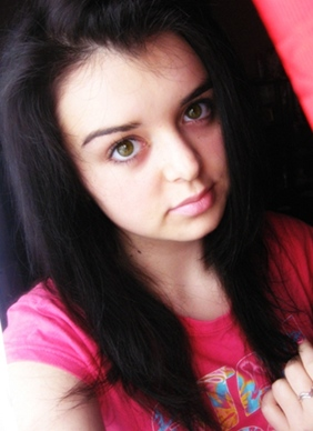 Teodora Ardelean, student at Technical College Iuliu Maniu - Şimleu Silvaniei, Romania