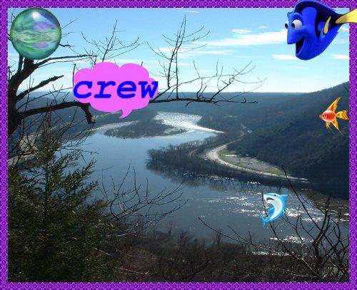CREW logo