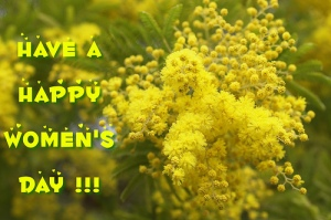 Ziua internaţionala a femeii (Women's Day)