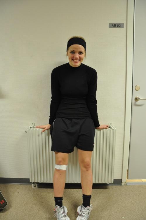 Frida Norström, SPID3b-student at Anderstorpsskolan in Skellefteå, Sweden