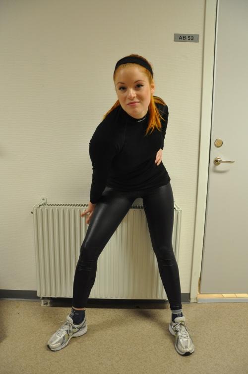 Sofie Ögren, SPID3b-student at Anderstorpsskolan in Skellefteå, Sweden