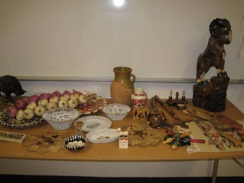 Romanian Handicrafts