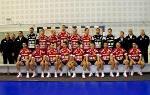 Romanian boys' team