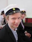 Viktor Holmström SPID3b-student at Anderstorpsskolan in Skellefteå, Sweden