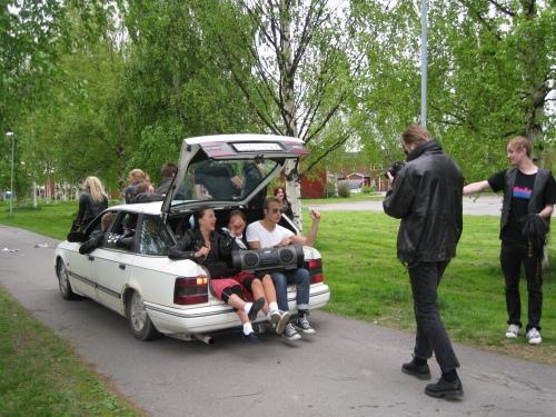at Anderstorpsskolan's Day 2010 in Skellefteå, Sweden