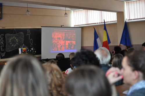"""Comenius Day at """"Iuliu Maniu"""" Technical College in Şimleu Silvaniei, Romania"""