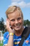 Tove Åström, student on SPID-programme at Anderstorpsskolan in Skellefteå, Sweden